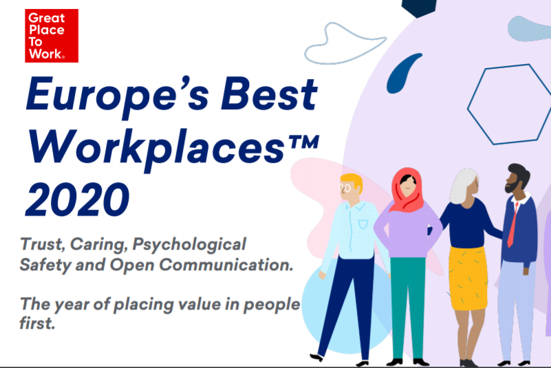 Europe Best Workplaces Report 2020